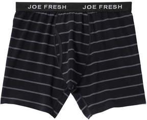 Joe Fresh Men's Stripe Brief, Print 1 (Size S)