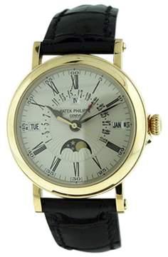 Patek Philippe 5159J Perpetual Calendar 18K Yellow Gold 38mm Mens Watch