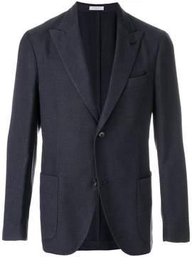 Boglioli patch pocket blazer