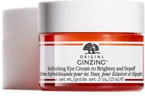GinZingRefreshing Eye Cream to Brighten and Depuff