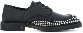 McQ Columbia Fold Down shoes