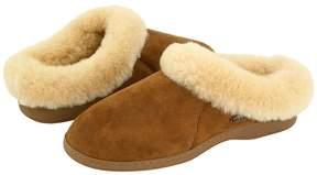 Acorn Ewe Collar Women's Slippers