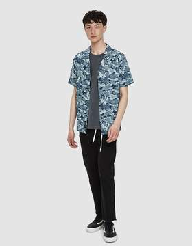 NATIVE YOUTH Oceanic S/Sleeve Shirt