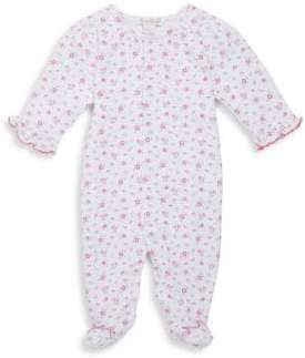 Kissy Kissy Baby's Autumn Breeze Cotton Footie