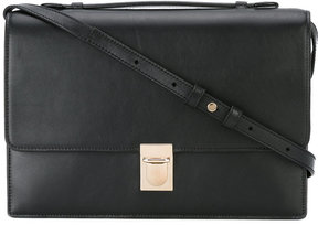 Paul Smith red detail shoulder bag
