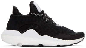 Y-3 Black Saikou PK Sneakers