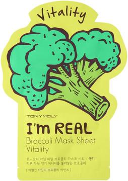 Tony Moly TONYMOLY I'm Real Broccoli Mask