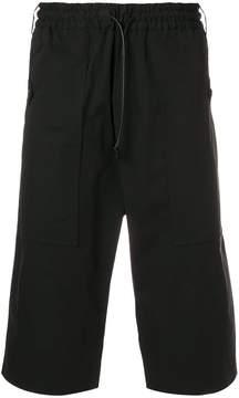 Isabel Benenato long bermuda shorts