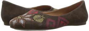 French Sole Yasmin Women's Flat Shoes