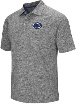 Colosseum Men's Campus Heritage Penn State Nittany Lions Slubbed Polo