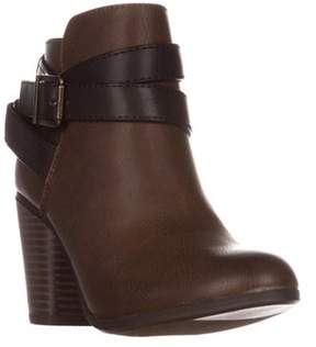 Material Girl Mg35 Lexia Ankle Boots, Cognac.