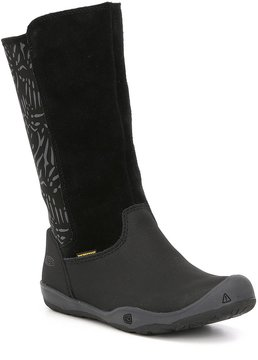Keen Girls Moxie Tall Waterproof Boots