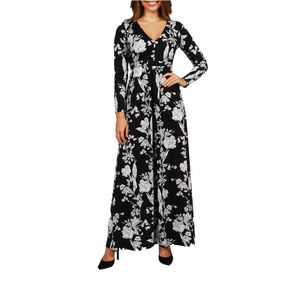 24/7 Comfort Apparel Grace Maxi Dress