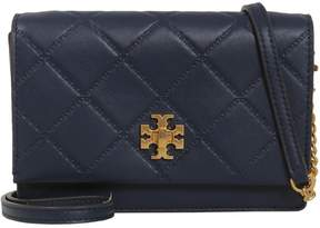 Tory Burch Georgia Mini Crossbody Bag - BLU - STYLE