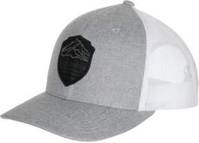 Columbia Mesh Snapback Hat