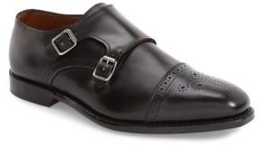 Allen Edmonds Men's 'St. Johns' Double Monk Strap Shoe