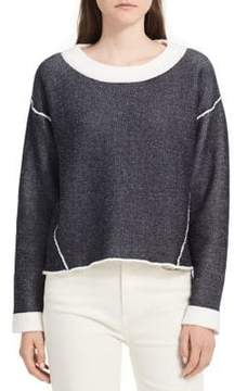 Calvin Klein Jeans Textured Sweater
