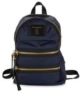Marc Jacobs Nylon Mini Backpack - BLACK - STYLE