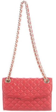 Rebecca Minkoff Quilted Affair Crossbody Bag - RED - STYLE