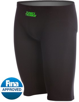 Funky Trunks Apex Stealth JamIt-In Jammer Tech Swimsuit - 8144374