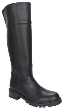 Nina Girl's Nixie Tall Lugged Boot