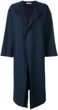 Dusan Linen trench coat