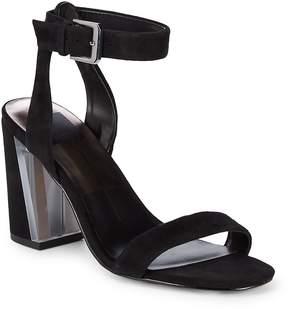 Dolce Vita Women's Gabi Suede Ankle-Strap Pumps
