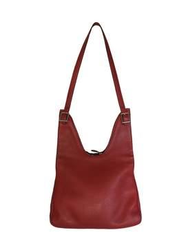 Hermes Massaï leather handbag - RED - STYLE