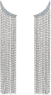 Henri Bendel Bendel Rocks Chain Fringe Earring