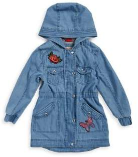 Urban Republic Little Girl's Chambray Field Jacket