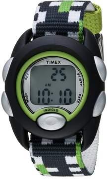 Timex Digital Nylon Strap Watches