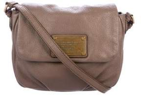 Marc by Marc Jacobs Marc Jacobs Classic Leather Messenger Bag
