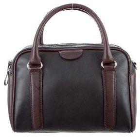 Repetto Mini Leather Satchel