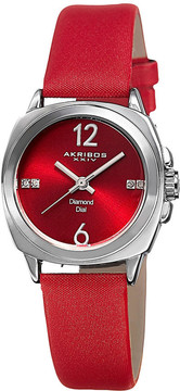 Akribos XXIV Base Metal Ladies Watch