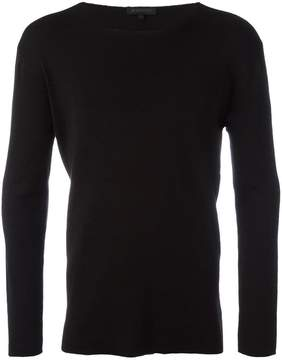 Ann Demeulemeester Grise crew neck sweatshirt