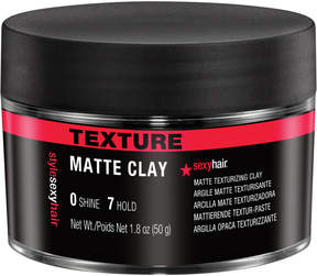 Style Sexy Hair Texture Matte Clay