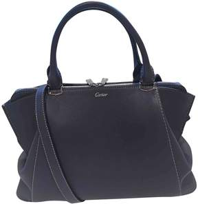 Cartier C Other Leather Handbag