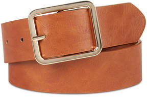 INC International Concepts I.n.c. Casual Solid Belt, Created for Macy's