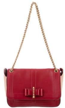 Christian Louboutin Leather Sweet Charity Crossbody Bag