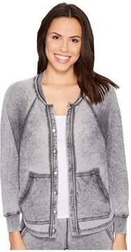 Allen Allen Baseball Jacket Women's Coat