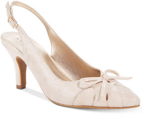 Karen Scott Glenna Slingback Pumps, Created for Macy's Women's Shoes