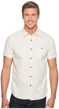 VISSLA Syoke-A-Gon Short Sleeve Woven Top Men's Clothing