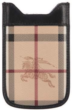 Burberry Haymarket Phone Case
