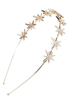 Tasha Star Crystal Headband