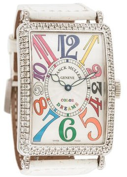 Franck Muller Color Dreams Watch