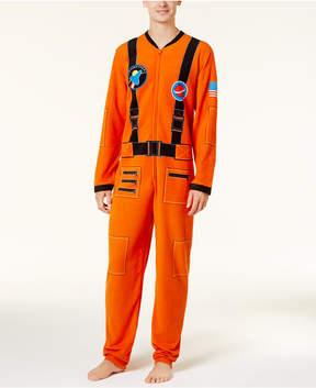 Bioworld Men's Halloween Astronaut Onesie Costume