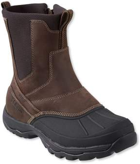L.L. Bean L.L.Bean Men's Storm Chasers, Side-Zip Boot
