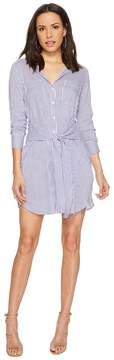 Bishop + Young Stripe Shift Dress Women's Dress