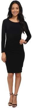 Velvet by Graham & Spencer Yesenia03 Stretch Jersey Long Sleeve Dress Women's Dress