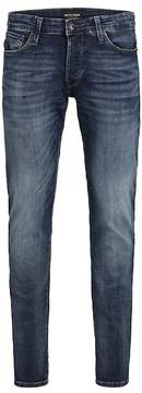 Jack and Jones Glenn Con Slim Fit Jeans